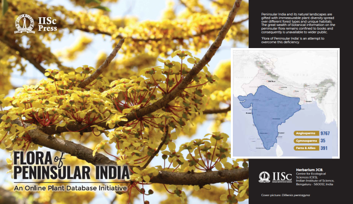 Digital Flora Of Peninsular India
