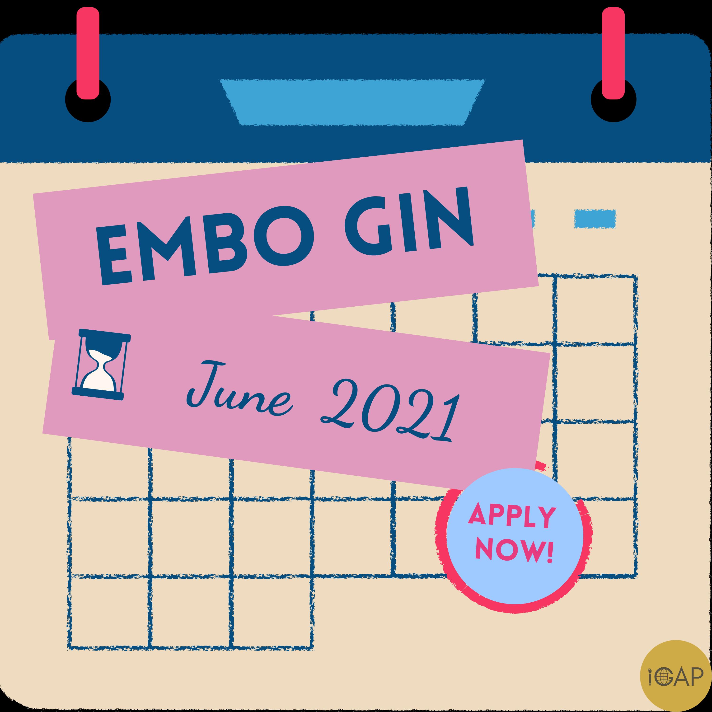 EMBO GIN Side bar