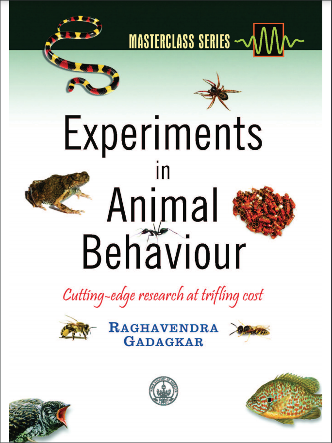 Experiments in Animal Behaviour