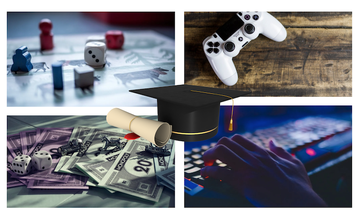 Games and Higher Education