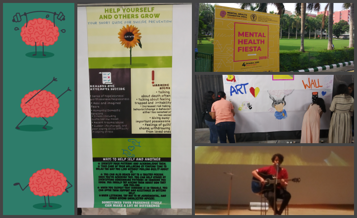 Glimpses of the Mental Health Fiesta