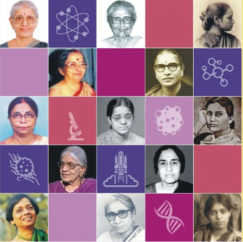 DBT: Indian Women in Science