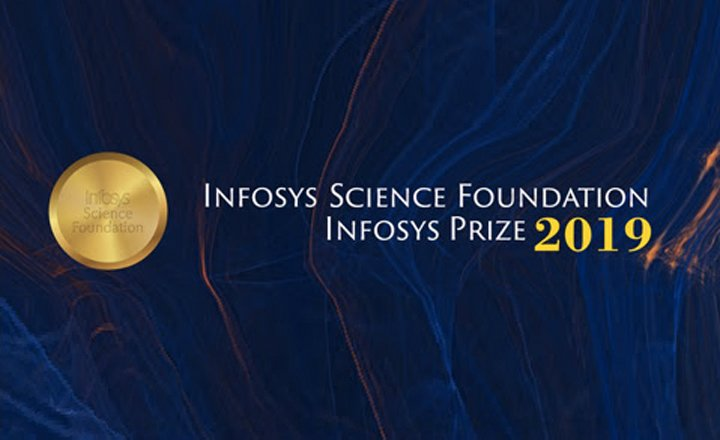 Infosys Prize winners announced for 2019