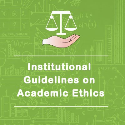 Institutional Guidelines on Academic Ethics