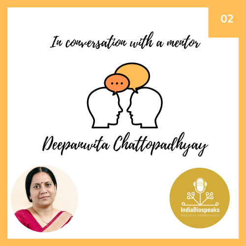 #ICM feat. Deepanwita Chattopadhyay