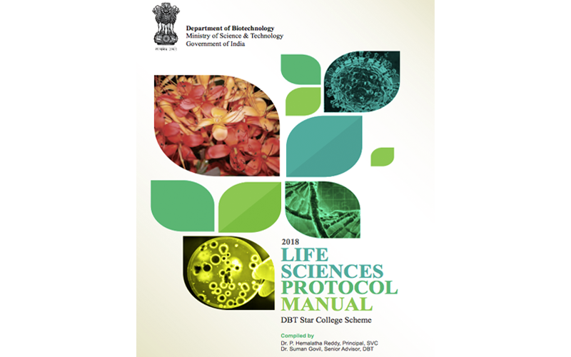 Life Science Protocol Manual