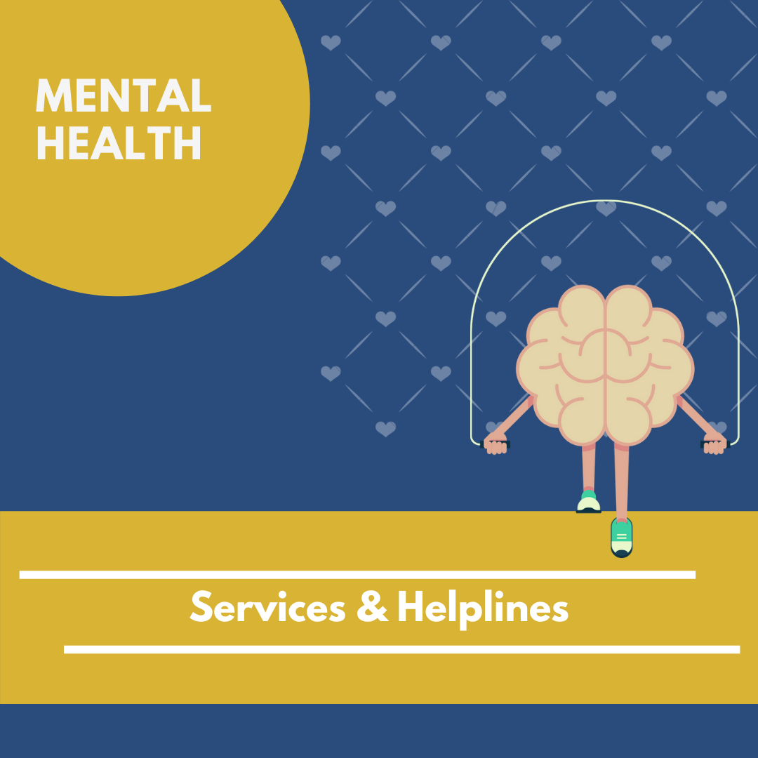 MH Services and Helplines
