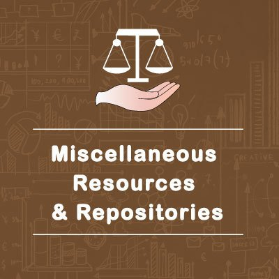 Misc Resources and Repositories