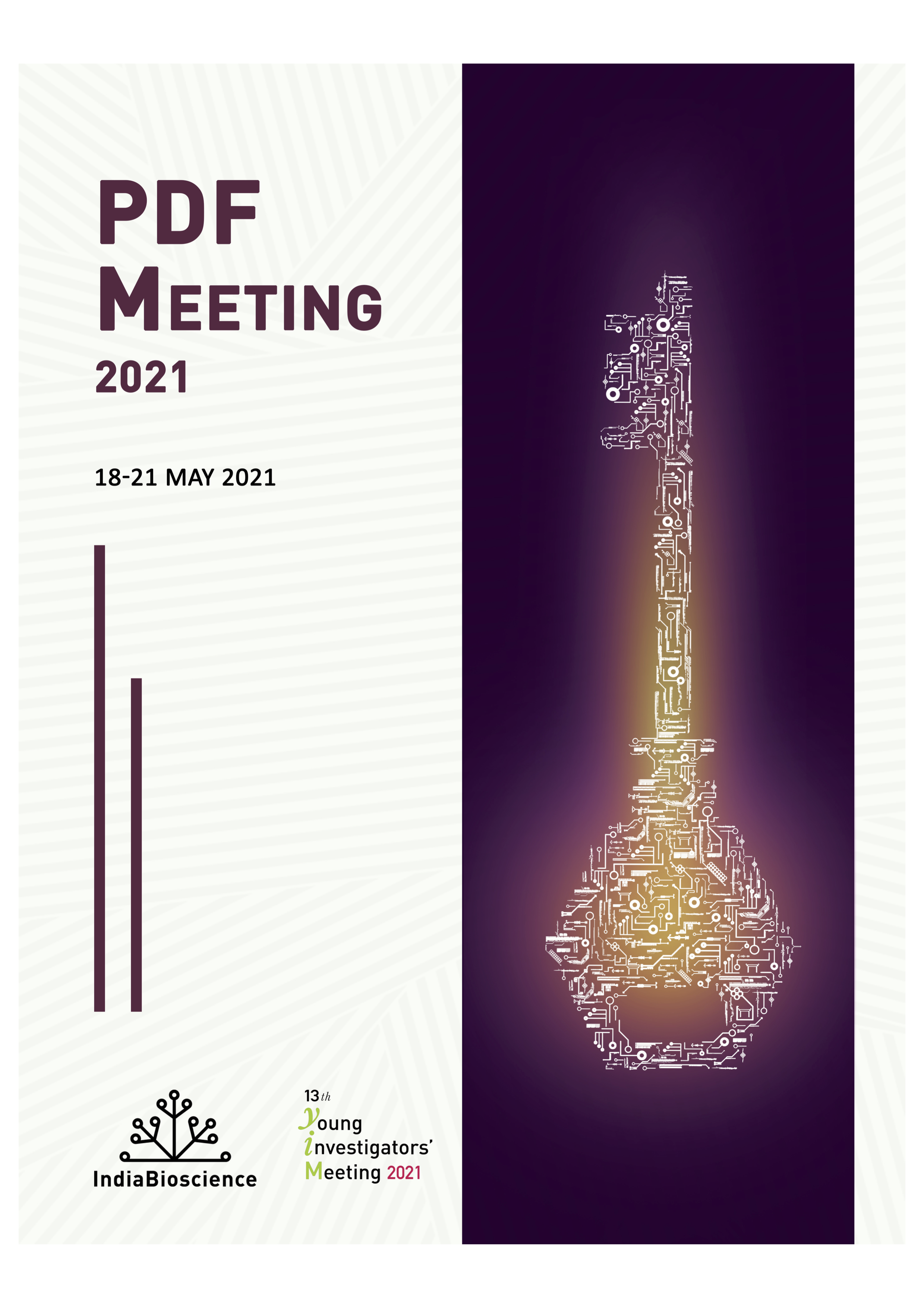 PDF Meeting 2021 Abstract Book COVER