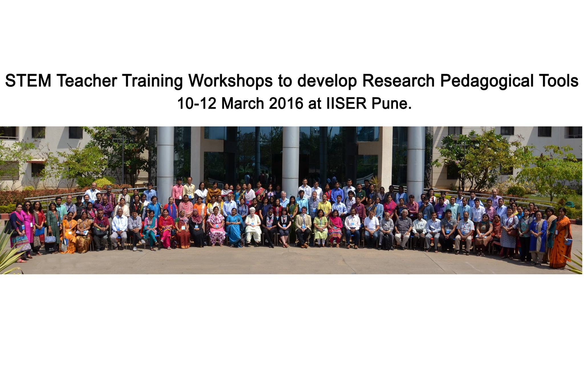 Pune  Stem Training 2016