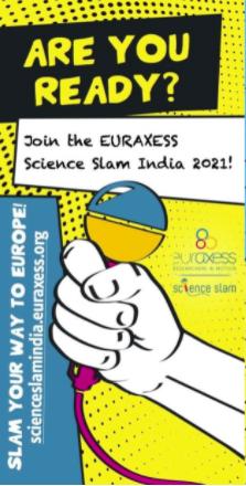Euraxess Science Slam 2021