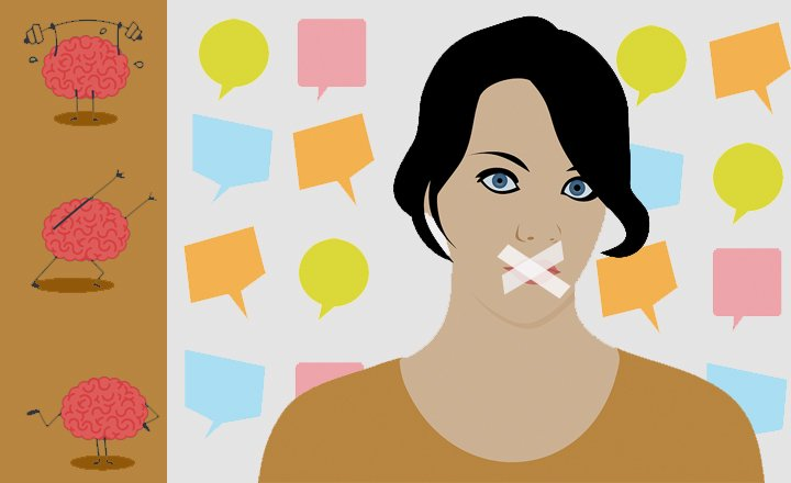.Speaking up: Ending the culture of silence