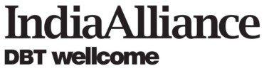 India Alliance Dbt Wellcome Logo Black Web