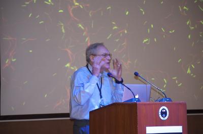 Richard Losick speaks at YIM 2012