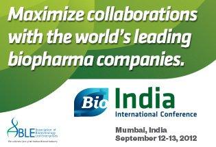 Bio India 2012