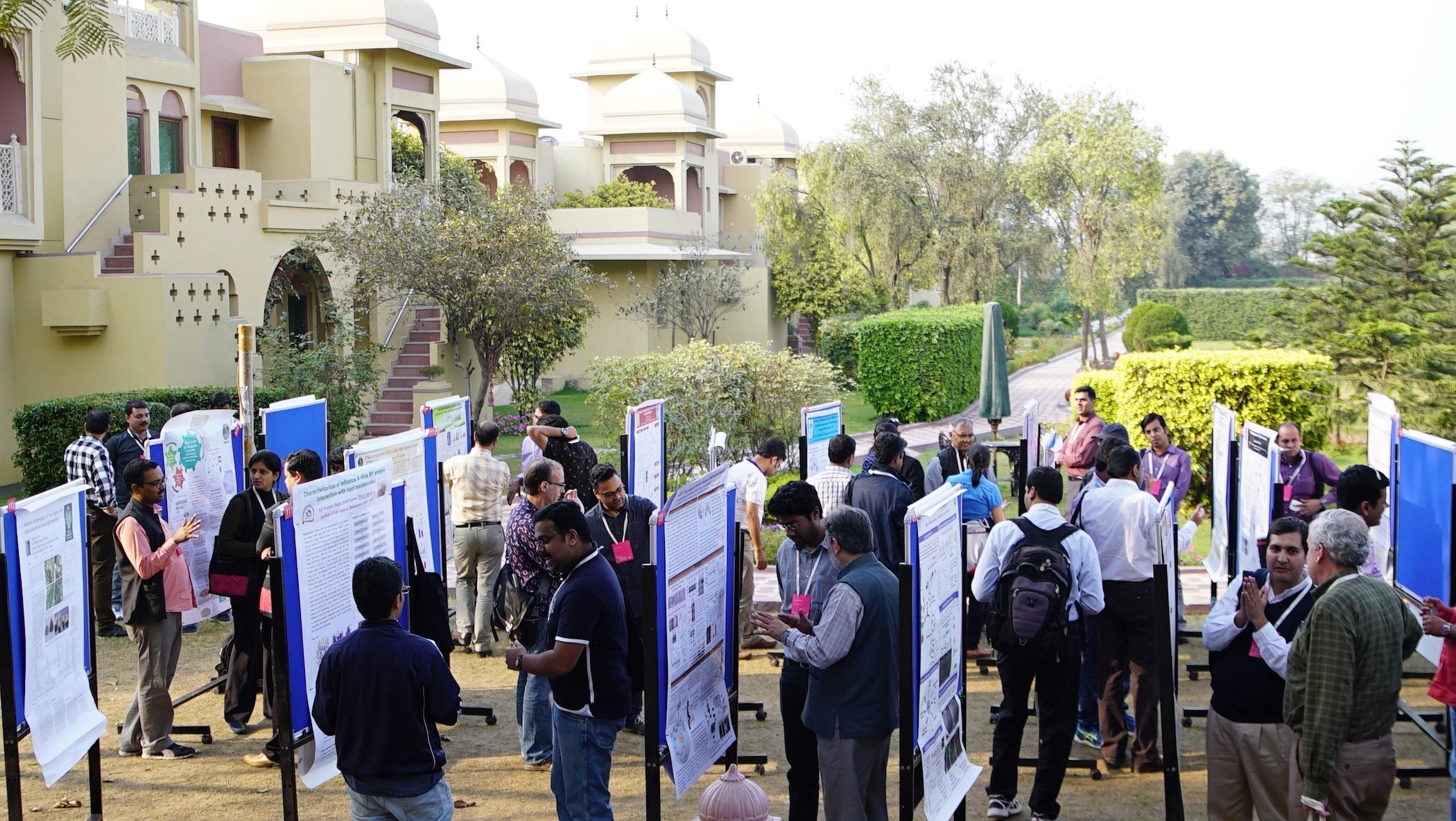 YI Poster Session