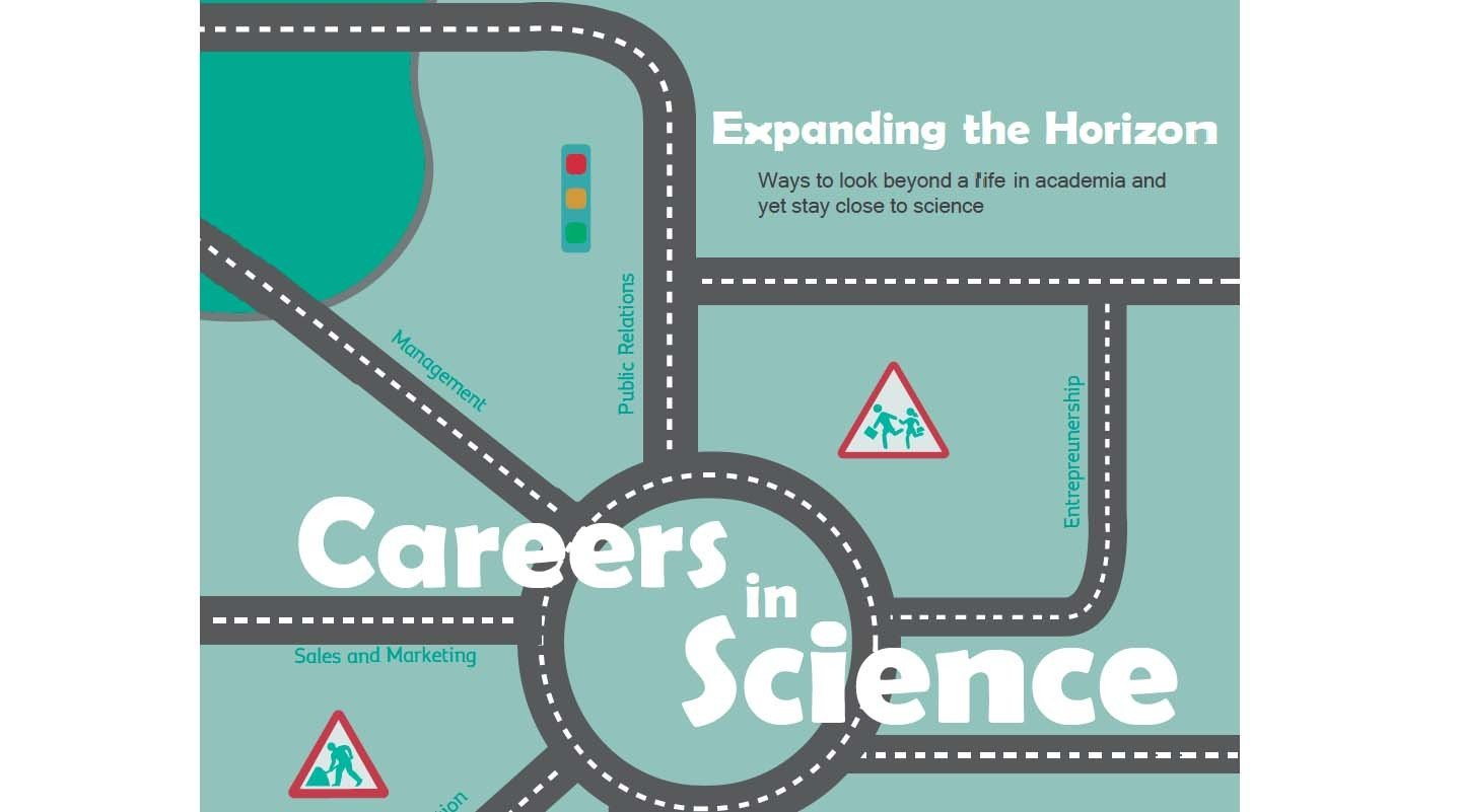 Careers In Science Banner