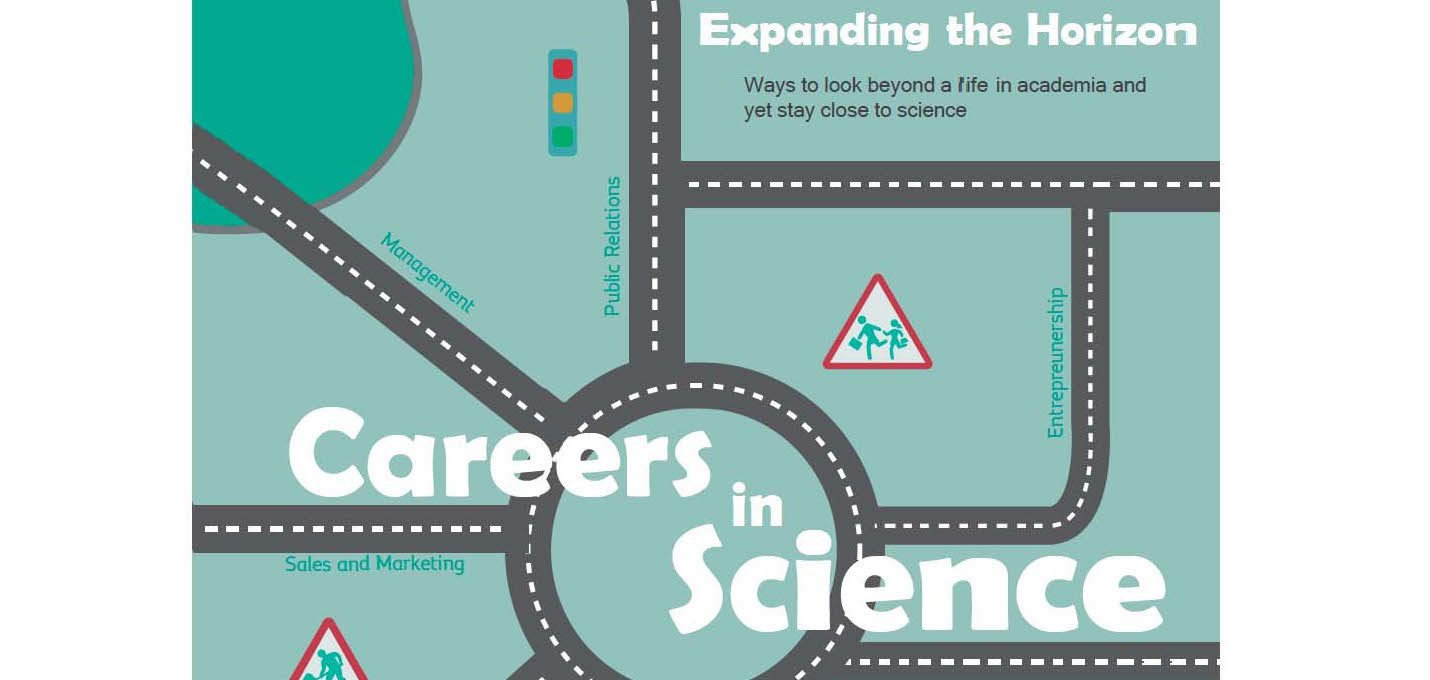 Careers In Science Banner2B