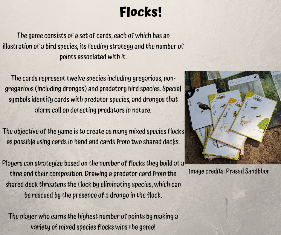 Flocks!