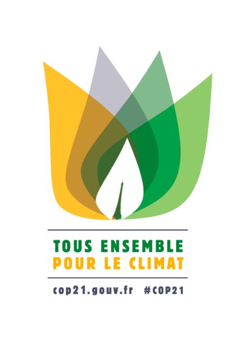 COP21 Logo -- Tous Ensemble