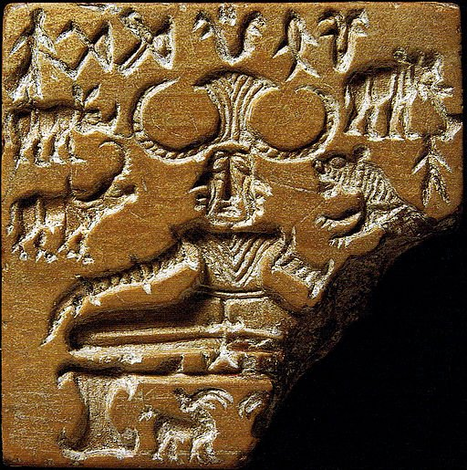 Seal from the Indus Valley Civilization