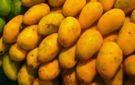 Dasheri mangoes