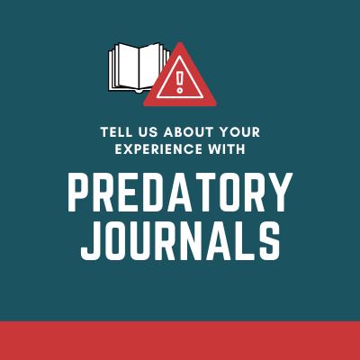 Predatory journals