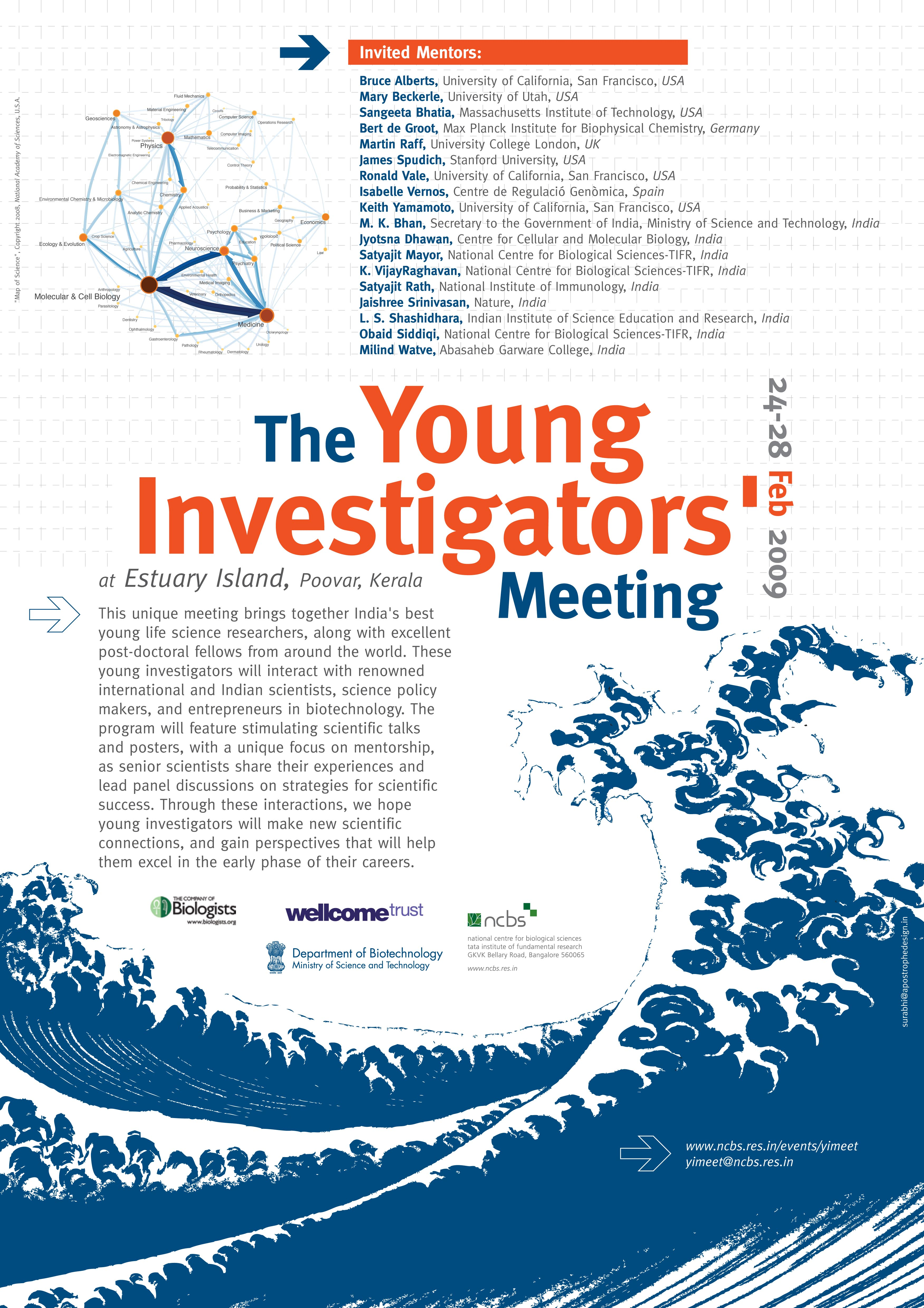 YIM 2009 Poster