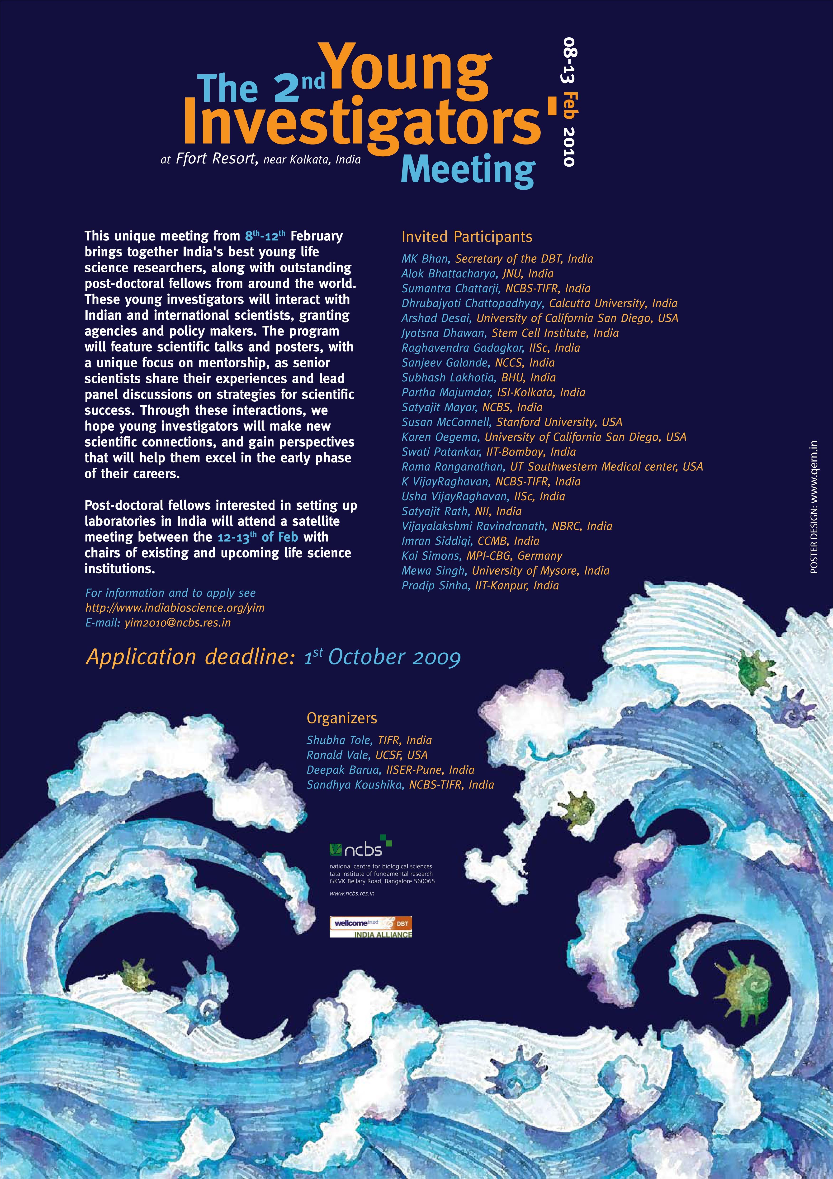 YIM 2010 Poster